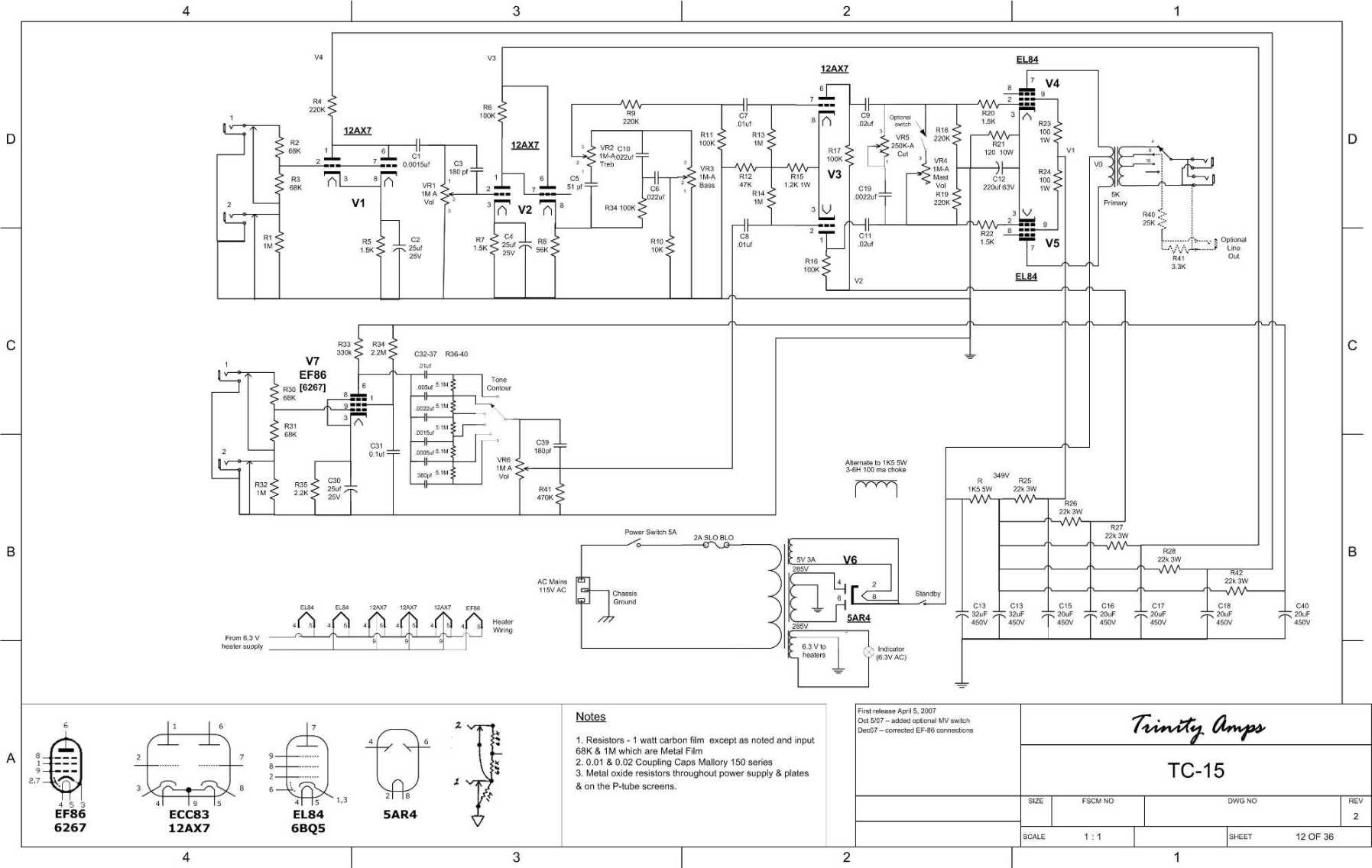 Vox Big Bad Wah Schematic Download Wiring Diagrams Pedal Circuit Freestompboxes Org U2022 View Topic Ac15 Project Rh Dunlop Mods
