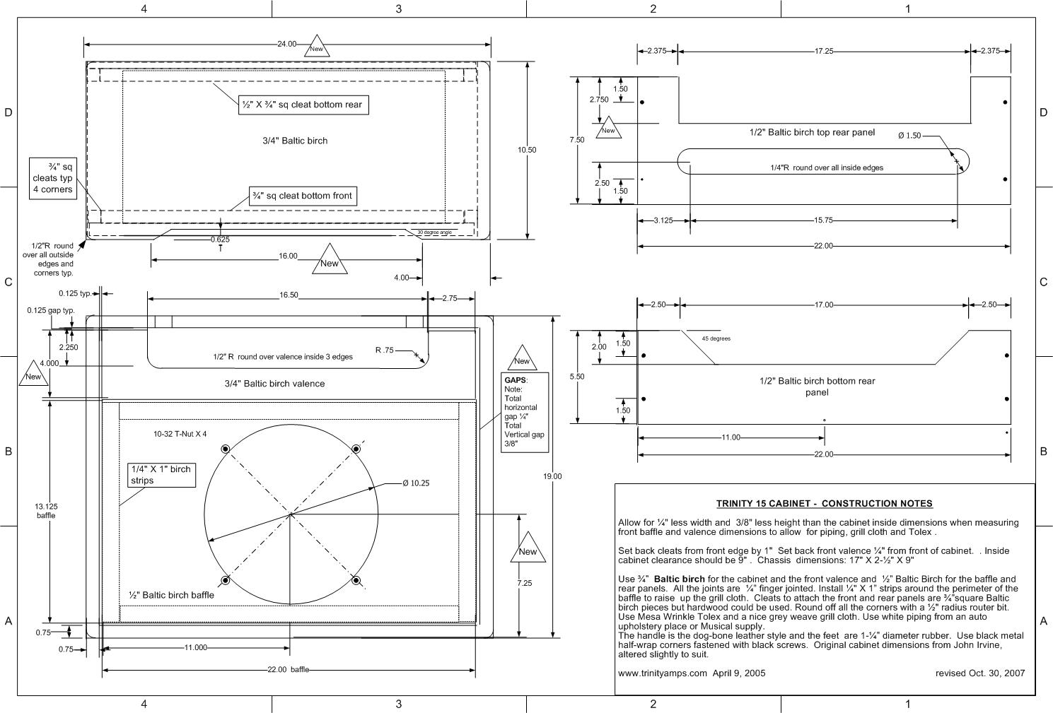 Guitar Amp Head Cabinet Plans | memsaheb.net