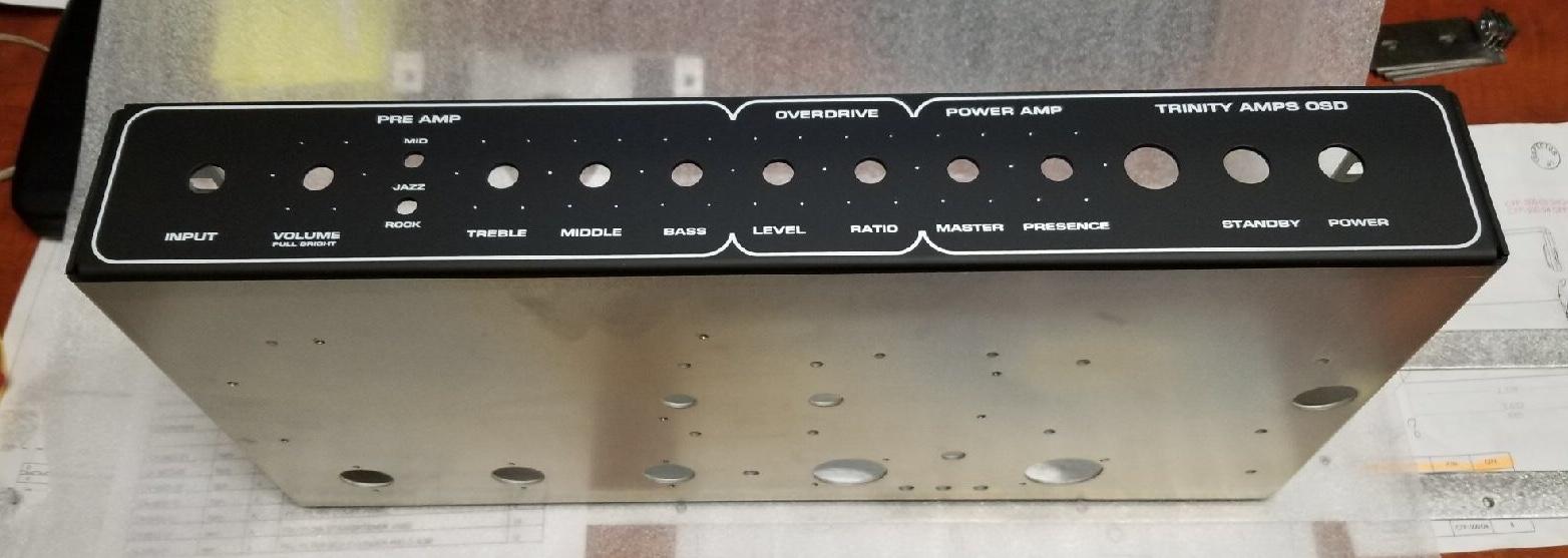 Trinity OSD Kit | Trinity Amps