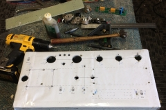 OSD Chassis Punching
