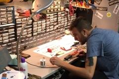 Chris Building OSD