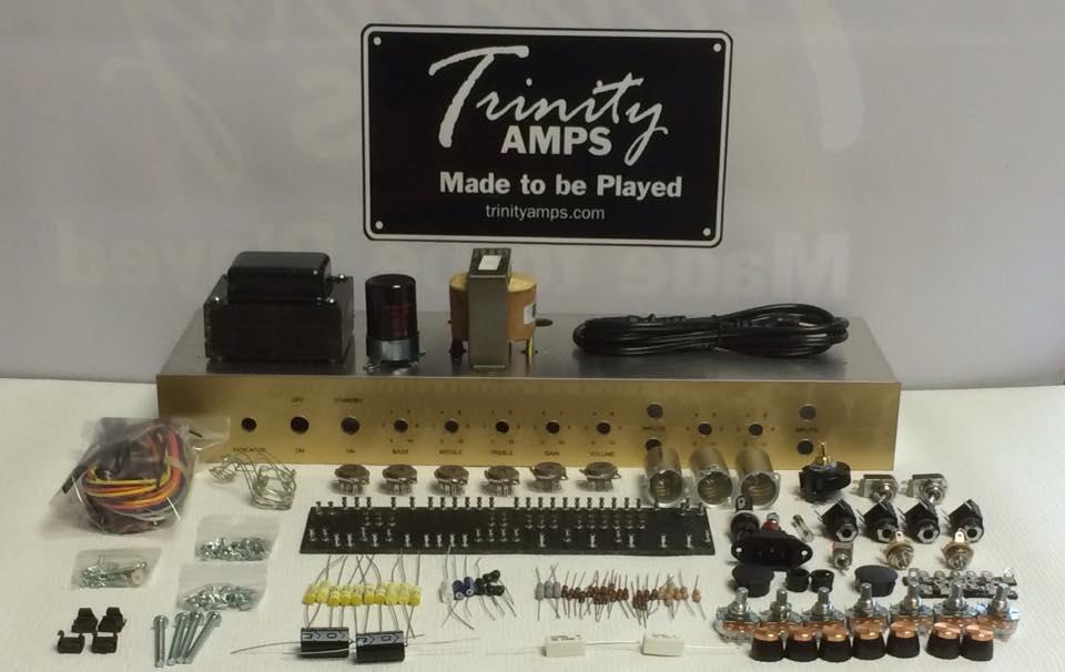 Trinity 18 Kit | Trinity Amps