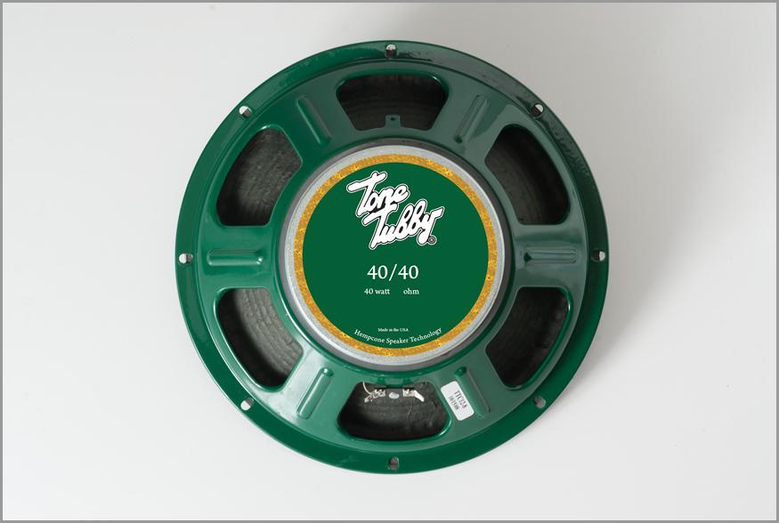 12 Tone Tubby Ceramic Trinity Amps